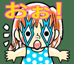 LOVELY WAKACO sticker #13971590