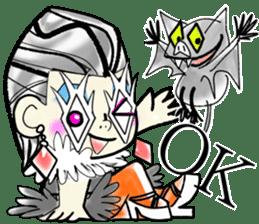 LOVELY WAKACO sticker #13971594