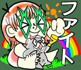LOVELY WAKACO sticker #13971602