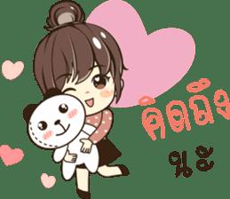 Nong Cha Cha sticker #13979918