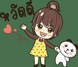 Nong Cha Cha sticker #13979921