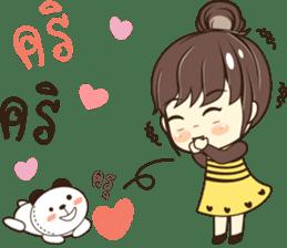 Nong Cha Cha sticker #13979935