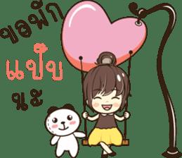 Nong Cha Cha sticker #13979936