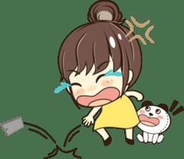 Nong Cha Cha sticker #13979956