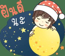 Nong Cha Cha sticker #13979957