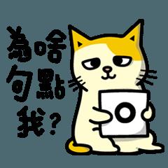 Fumeancats-Cat's jibber-jabber
