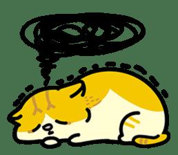 Fumeancats-Cat's jibber-jabber sticker #13982225