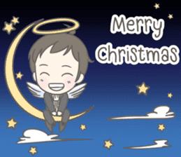 Angelito : Happy New Year sticker #13990031