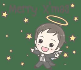 Angelito : Happy New Year sticker #13990032