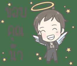 Angelito : Happy New Year sticker #13990035