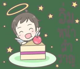 Angelito : Happy New Year sticker #13990045