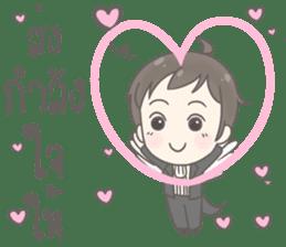 Angelito : Happy New Year sticker #13990060
