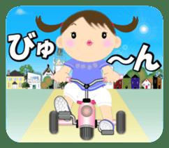 Chubby and cute, Nenemaru sticker sticker #13991573