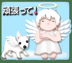 Chubby and cute, Nenemaru sticker sticker #13991579
