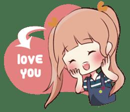 Megu & Mugi sticker #13992889