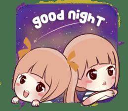 Megu & Mugi sticker #13992891