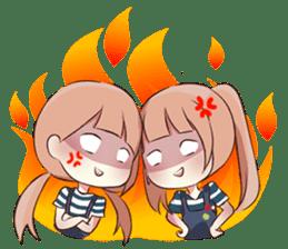 Megu & Mugi sticker #13992892
