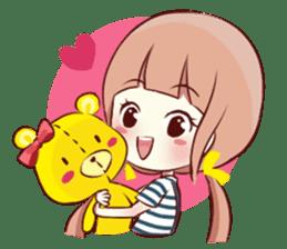 Megu & Mugi sticker #13992894