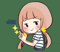 Megu & Mugi sticker #13992898