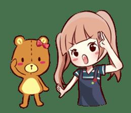 Megu & Mugi sticker #13992903