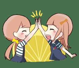 Megu & Mugi sticker #13992906
