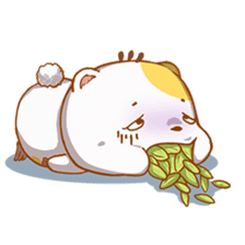 New Hamster sticker #13993111