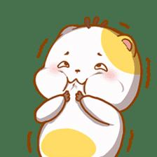 New Hamster sticker #13993130