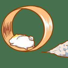 New Hamster sticker #13993135