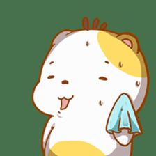New Hamster sticker #13993140