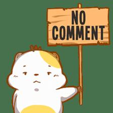 New Hamster sticker #13993141