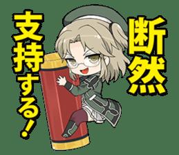 SENRAN KAGURA (Crimson Squad/Hebijo) sticker #14001041