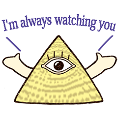 ILLUMINA-kun is WATCHING YOU !! [EN]