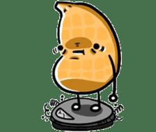 Si Kacang sticker #14012420