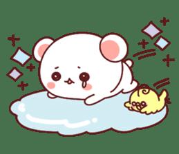 Fluffy Bear Sweet 40set sticker #14014181