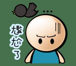 Childlike Bright Bean 3 sticker #14016016