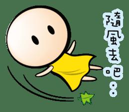 Childlike Bright Bean 3 sticker #14016034