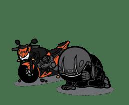 Freeman Rider V.Animation sticker #14023589