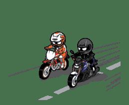 Freeman Rider V.Animation sticker #14023601