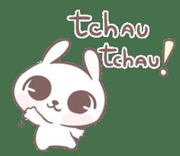 Marshmallow Puppies (PT-BR) sticker #14048363