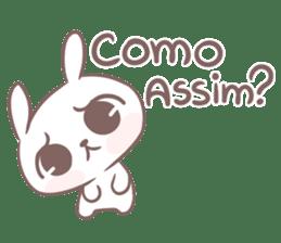 Marshmallow Puppies (PT-BR) sticker #14048367