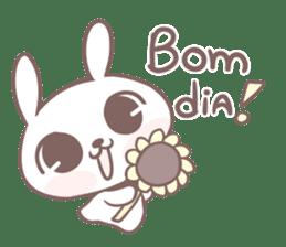 Marshmallow Puppies (PT-BR) sticker #14048369