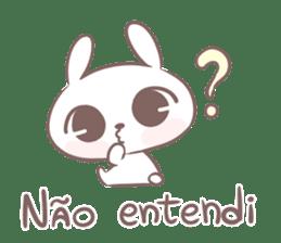 Marshmallow Puppies (PT-BR) sticker #14048375