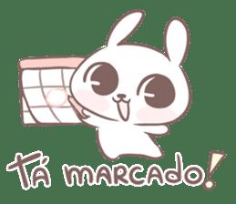 Marshmallow Puppies (PT-BR) sticker #14048380