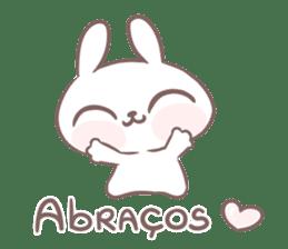 Marshmallow Puppies (PT-BR) sticker #14048384