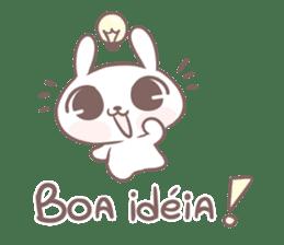 Marshmallow Puppies (PT-BR) sticker #14048391