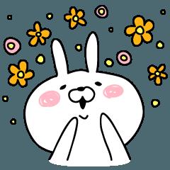 The empathy of rabbit