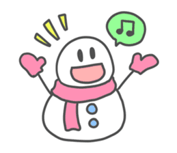 Chibi Airin4 ~16-17 Winter ver.~ sticker #14065217