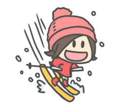 Chibi Airin4 ~16-17 Winter ver.~ sticker #14065222