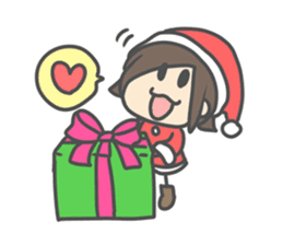 Chibi Airin4 ~16-17 Winter ver.~ sticker #14065230