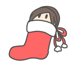 Chibi Airin4 ~16-17 Winter ver.~ sticker #14065231
